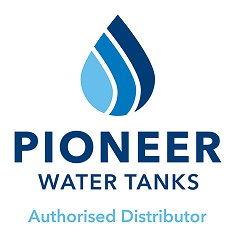 Pioneer Water Tank Logo